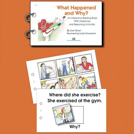 What Happened And Why Interactive Activity Book  large