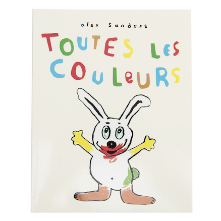 Toutes Les Couleurs French Storybook  large