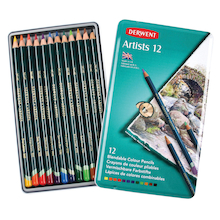 Derwent Artists Colouring Pencils  medium