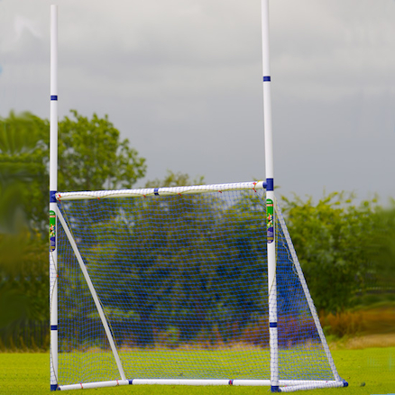 Combined Mini Football/ Rugby Posts with Carry Bag  large