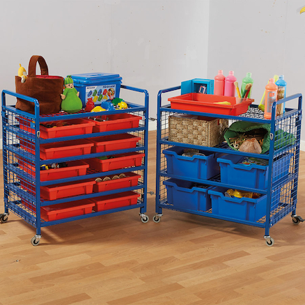Indoor Pack Away Trolley  large