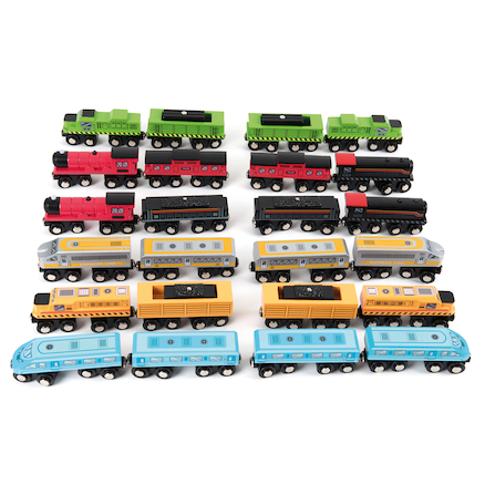 Small World Train Collection 24pcs  large