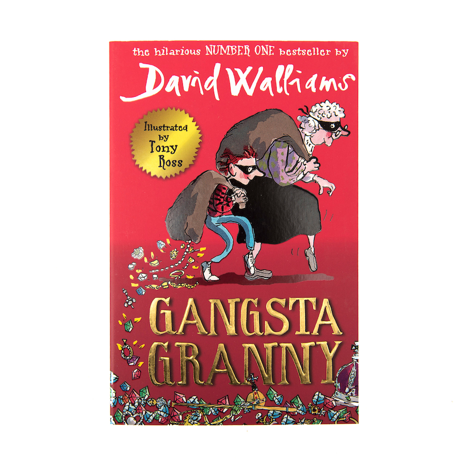 Buy David Walliams Guided Reading Book Pack Uks2 36pk Tts