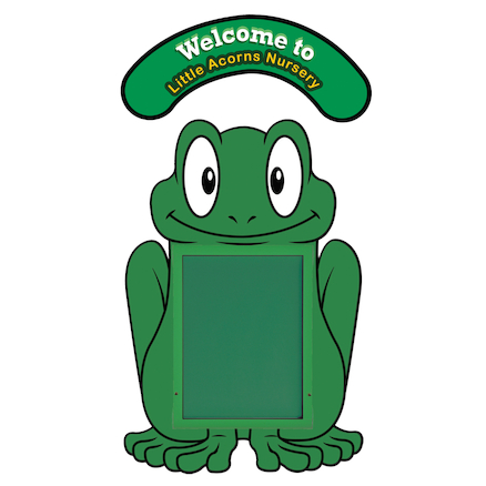 Outdoor Animal Welcome to our School Signs  large