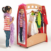 Role Play Wooden Dressing Up Trolley  small