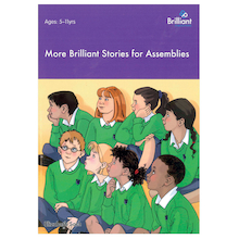 More Brilliant Stories for Assemblies Book  medium