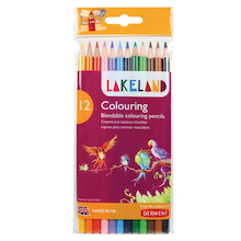 Lakeland Colouring Wallet 12pk  medium