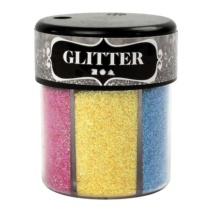 Glitter Tub Assorted   large