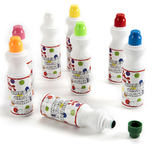 Chubbie Liquid Chalk Markers Assorted 8pk  medium