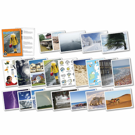 Weather Photopack KS1 A4 20pk  large