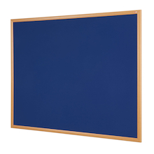 Eco Friendly Wooden Framed Noticeboards  medium