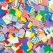 Petite Pattern Assorted Paper Mosaics 2000pk  hi\-res