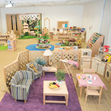 Carefully crafted to support, nurture and enhance the learning and development of 3-4 year olds.