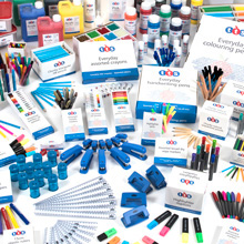 Own Brand Art & Craft Supplies
