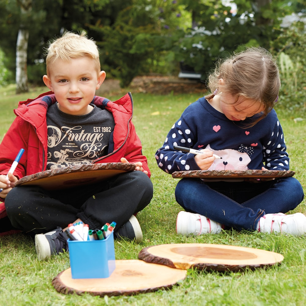 Outdoor Maths, Literacy & Communication
