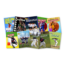 Sport & Tech Books