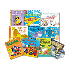 Audio & Picture Books