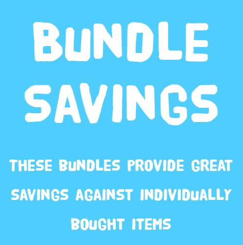 Bundle Savings
