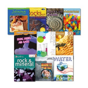 Science Books & Books Packs