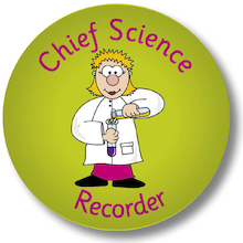 Science Rewards & Stickers