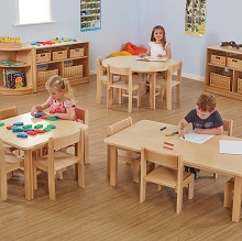 Classroom Tables Chairs For Schools Free Delivery Tts