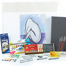 Student Art Packs