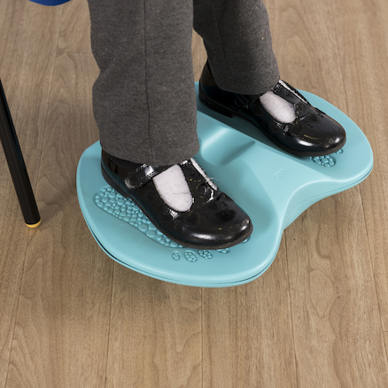 Handwriting Solution Slope Footrest and Wedge Set  large