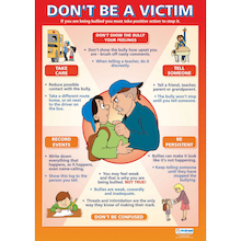 Anti-bullying Poster 3pk  medium