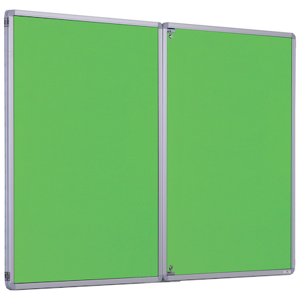 Accents Lockable Noticeboard  large
