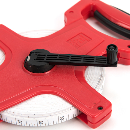 Open Reel Measuring Tape 50m  large