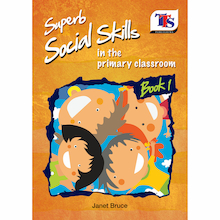 Superb Social Skills In The Classroom Book  medium