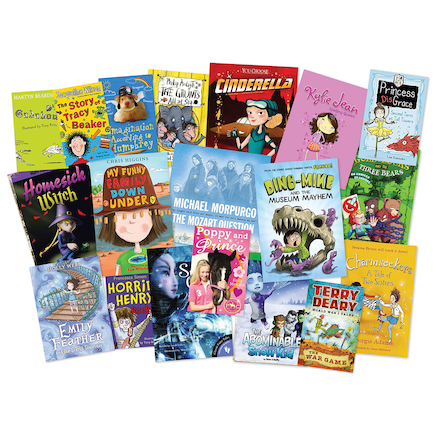 Year 1 to 6 Class Collection Books  large