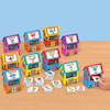 Rhyme Houses Sorting and Posting Game 60pcs  small