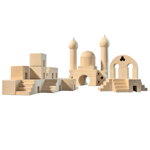 Middle Eastern Construction Set 50pcs  medium