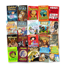 KS2 Historical Fiction Books 20pk  medium