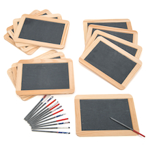 Chalk Slates and Pencils  medium