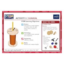 STEM Activity Cards - KS1/LKS2  medium