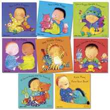 Songs and Rhymes Baby Board Books 8pk  medium