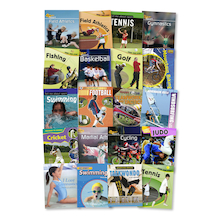 Sports Skills Books   medium