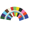 Crepe Paper Classroom Assortment 60pk  small