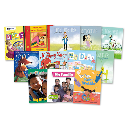 All About Families Books 12pk  large