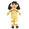 Soft Body Fabric Multicultural Diversity Dolls  small