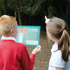 Outdoor Maths Problem Solving Cards  small