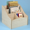 Junior Reading Corner and Kinderboxes in Maple  small