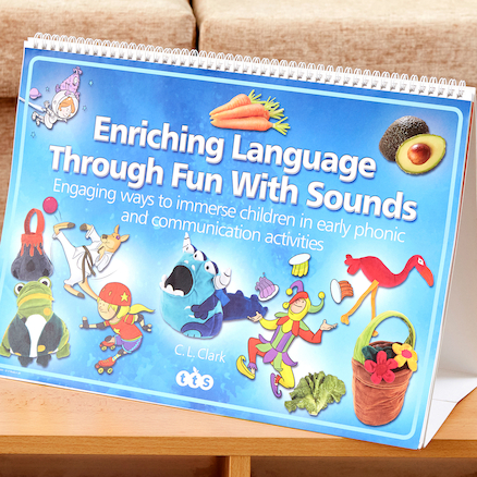 Enriching Language Book  large