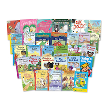 Classroom Collection Book Packs 30pk  medium