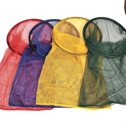 Hoop Basket Storage Bags 4pk  large