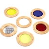 Wooden Colour Mixing Viewers 6pk  small