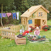 Crooked House Playhouse  small