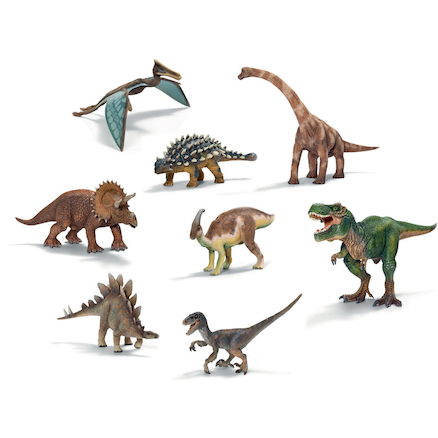 Detailed Small World Dinosaurs Set  large